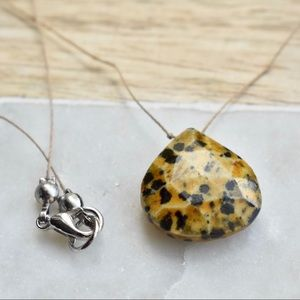 Jewelry - Cheeta Jasper Necklace